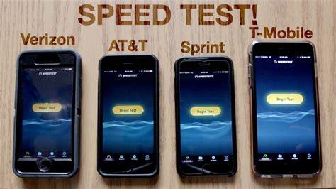 klimagerät mobil test verizon vs at t vs sprint vs t mobile speed test