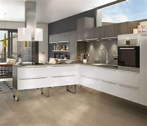 meuble de cuisine nos modeles de cuisine preferes cote With plan maison avec cote 8 cuisine lapeyre prix quelle cuisine lapeyre acheter
