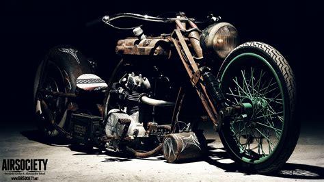 Bobber, Cafe Racer, Harley Davidson Hd Wallpaper 1080p : Hd Desktop Backgrounds