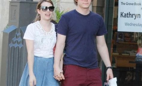 Emma Roberts' relationship with beau is physically ...