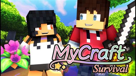 Surviving Together  Mycraft Minecraft Survival  Part 1