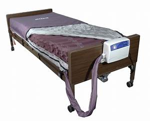 amazoncom drive medical med aire low air loss mattress With air mattress for pressure ulcers