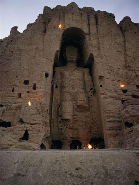 bamiyan buddhas national geographic society