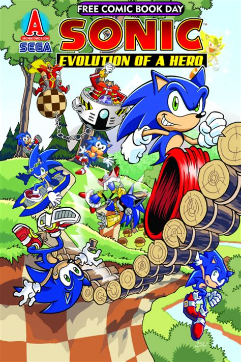 archie sonic  hedgehog  comic book day  sonic