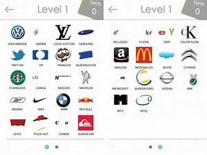 Logos Quiz Lsungen Logos Quiz Answers Alle Marken Fr