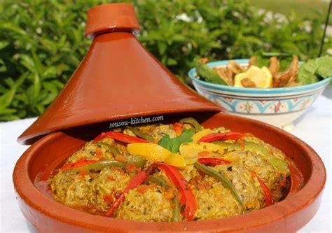 cuisine de sousou boulettes de sardines à la marocaine