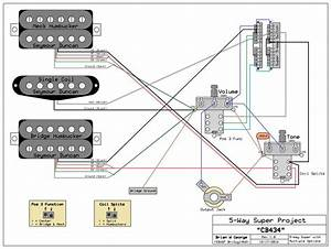 5 Way Superswitch H