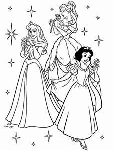 Dibujos De Todas Las Princesas De Disney Para Colorear Las Nenas Colorear Imgenes