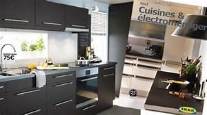 Modeles Cuisine Ikea : ikea cuisine modele cuisine en image ~ Dallasstarsshop.com Idées de Décoration