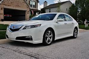 Sold 2010 Acura Tl  6 Speed Manual  Technology Package