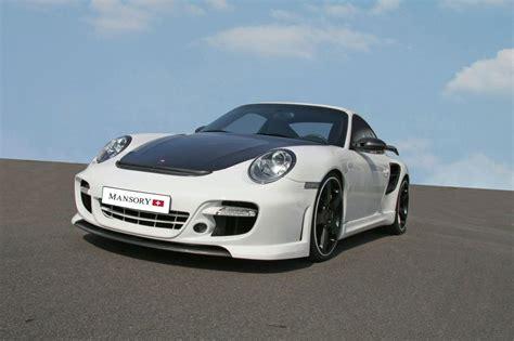 Mansory Presents Porsche 997 Turbo Autoevolution