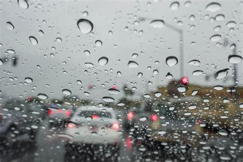 driving   rain  crucial