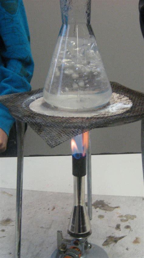 Mit Wasser by Licht Im Wasser Chemie Versuch