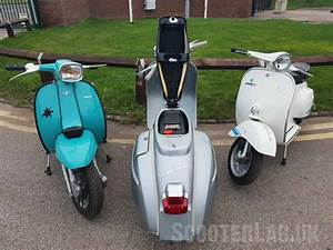 Retrospective Scooters Electric Classic Conversions