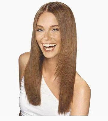 coiffure dégradé mi coiffure femme cheveux lisse mi