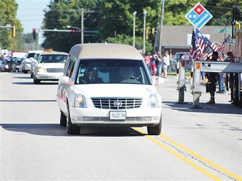of fallen granite city soldier returns home