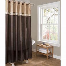 Lush Decor C11751q13 Terra Shower Curtain Ebay