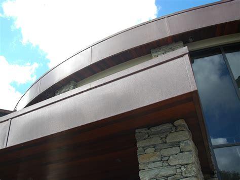 smart sheet cappings cornice  fascias  architectural metalformers eboss