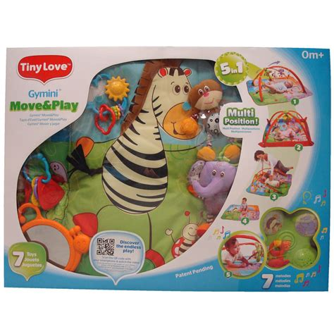 tapis gymini move and play de tiny tapis d 233 veil aubert