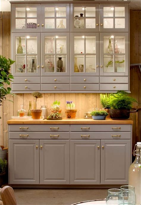 vitrine cuisine ikea ikea kitchen pictures kitchen pictures white laxarby doors