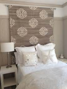 Make Your Own Headboard Ideas by 25 Best Ideas About Make Your Own Headboard On Pinterest