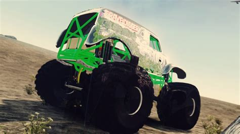 grave digger monster truck youtube gta4 grave digger monster truck youtube