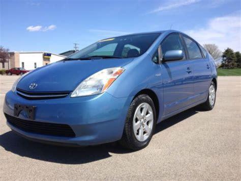 Sell Used 2006 Toyota Prius Hatchback 4-door, Hybrid