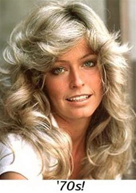 70s Womens Hairstyles by 70s Hairstyles For