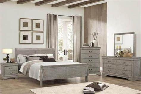 Philip Grey Queen Bedroom Set
