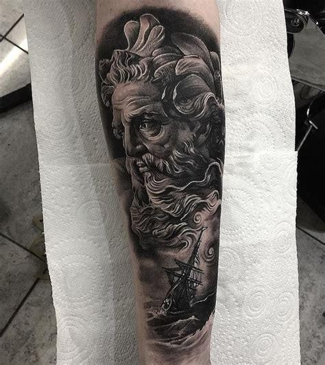 poseidon tattoos poseidon tattoos poseidon tattoo