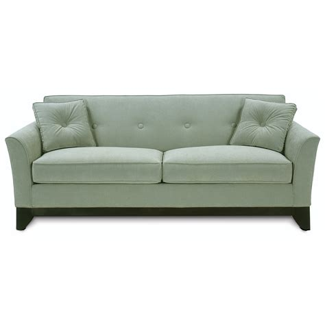 rowe berkeley contemporary queen sleeper sofa becker