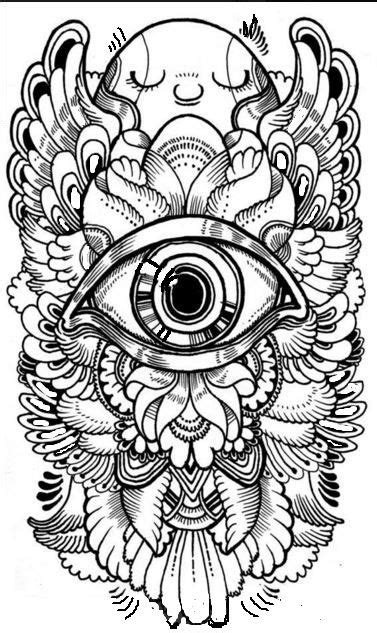 Eye See | Skull coloring pages, Love coloring pages