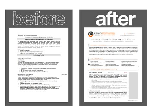 Before And After Resume by Save 150 On Resumes From Emprove 3 Days Only