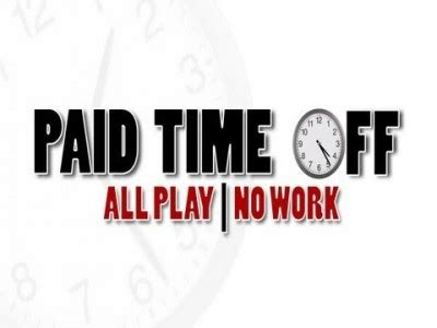 Boost Employee Productivity With Paid Time Off Knutson