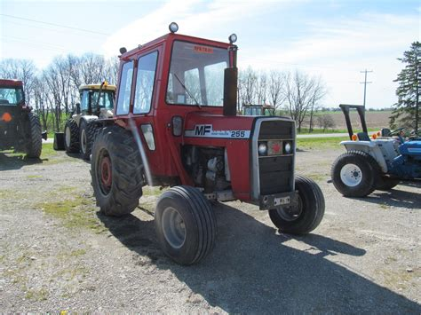 1979 MASSEY-FERGUSON 255 For Sale In St Marys, Ontario ...