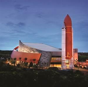 Space Shuttle Atlantis exterior | Sarasota Scene Magazine