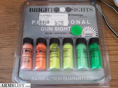 Bright Sights Ghost Glow Professional