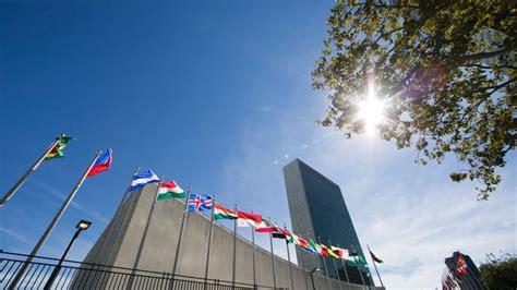le siege des nations unis attaque chimique en syrie projet de résolution devant l