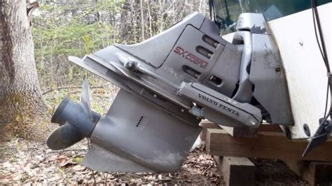Volvo Penta Outdrive For Sale by Complete Sterndrive Outdrives For Sale Find Or Sell Auto
