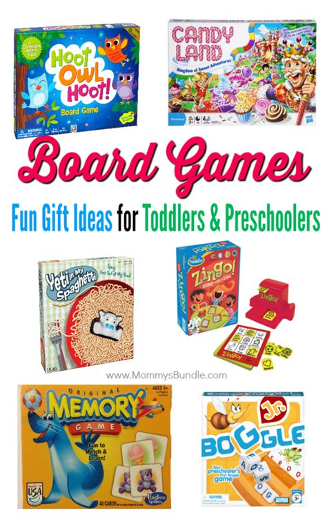 best board for toddlers amp preschoolers s bundle 727 | board games for kids 642x1024