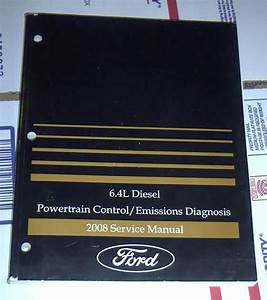 Buy 2008 Ford 6 4l Powerstroke Turbo Diesel Diagnostics