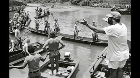 Behind The Scenes Photos Apocalypse Now Youtube