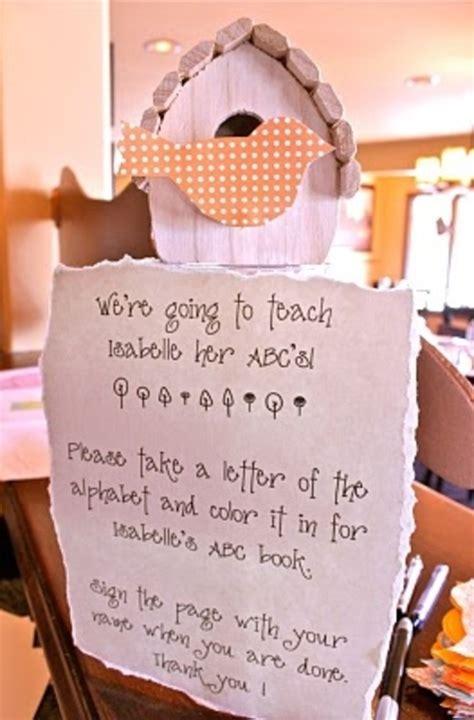 cute baby shower craft ideas