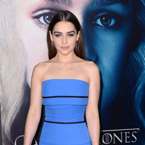 Emilia Clarke Is World's Most Desirable