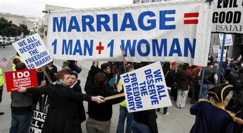 Personal Focus As Same Sex Marriage Trial Opens In