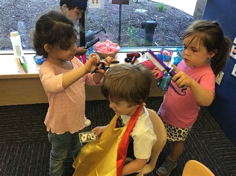 Interest Area: Dramatic Play Hair Salon - Especially for ...