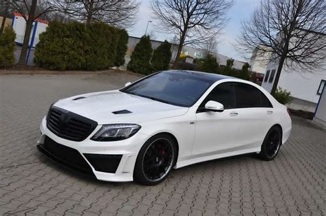 The German Special Customs Mercedes S-Class
