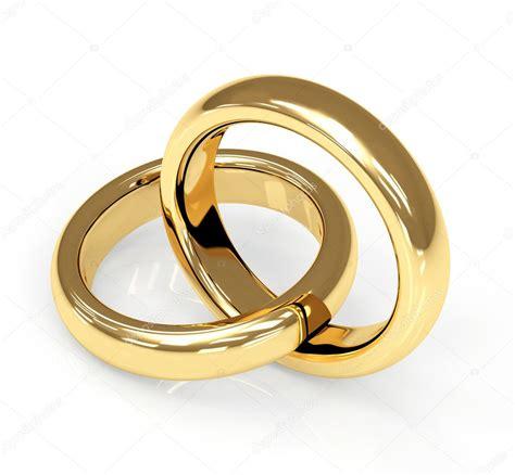 bague de mariage or 3d deux photographie frenta 169 1071279