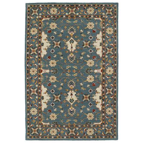 teal accent rug kaleen middleton teal 9 ft x 12 ft area rug mid01 91 912
