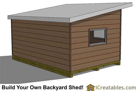 studio shed plans side door